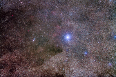Acrux, in the Southern Cross