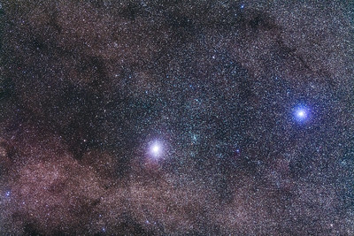 Alpha and Beta Centauri