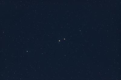 Algeidi, or Alpha Capricorni, Double Star in Capricornus