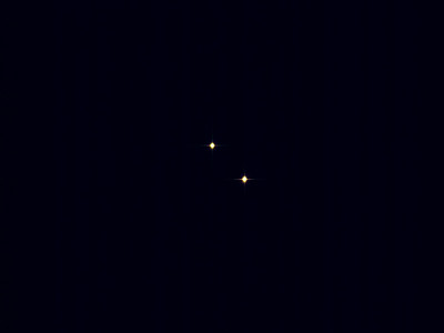 16 Cygni (from Webcam)