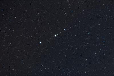 Algiedi - Alpha Capricorni Double Star
