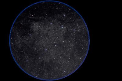 IC 2395 Cluster in Vela