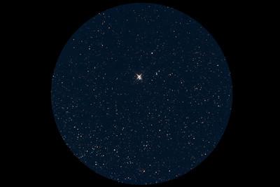 Delta Cephei - Eyepiece View