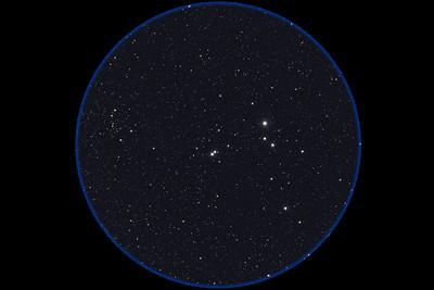 IC 2391 in Vela