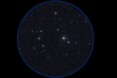 IC 2602 Cluster