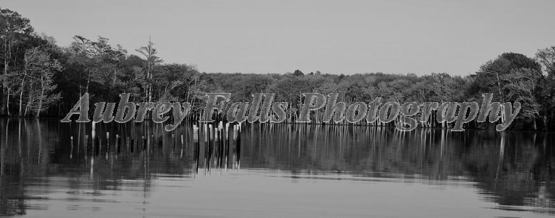 Fish Trap @ Eagle's Lake 037BWwide