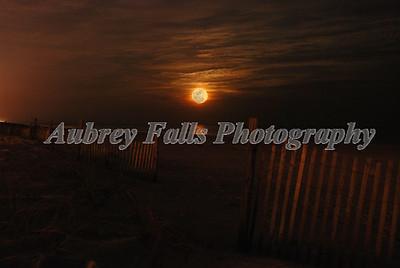 Orange Beach Moonrise BLENDED