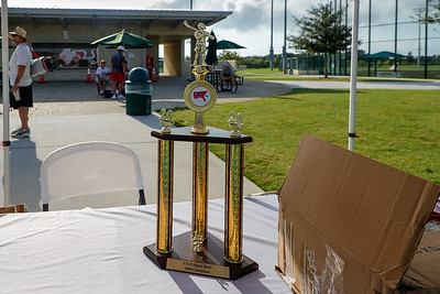 July 14, 2020, Sanford, FL, USA; Deep South Lacrosse host the first annual Senior Bowl at Boombah Sports Complex. Mandatory credit: Mike Watters