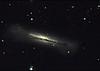 NGC3628 a Spiral Galaxy