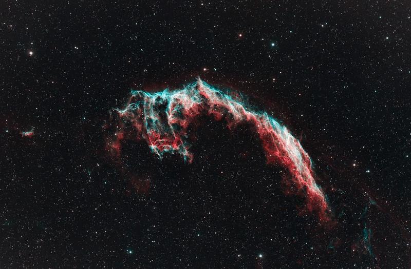 Cirrus Nebula East (Veil Nebula East)