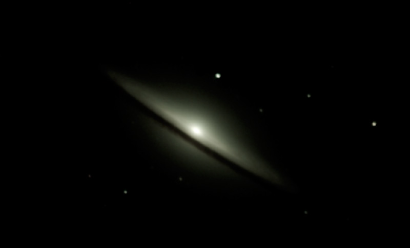 M104 the Sombrero Galaxy