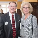 John Reed and Linda Valentine.