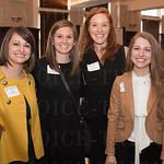 Carly Schmidt, Kerri Daly, Liz Kenedy and Lauren Metts.