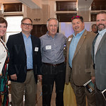 Jennifer Elwell, Jeff Glkey, Paul Franz, Rick King and Eric Elwell.