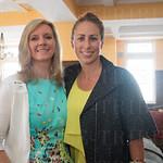 Lesa Seibert of Mightily and Dana Neumann.