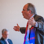 Author and Keynote Speaker Tom Morris.