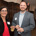 Denise Olding of InGrid Design and Ben Simmons of EOP Architects.