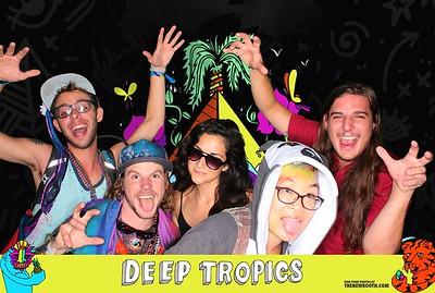 Deep Tropics Saturday