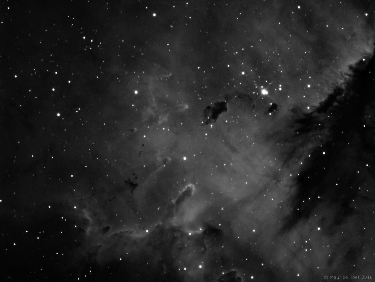 NGC 281, Pacman Nebula