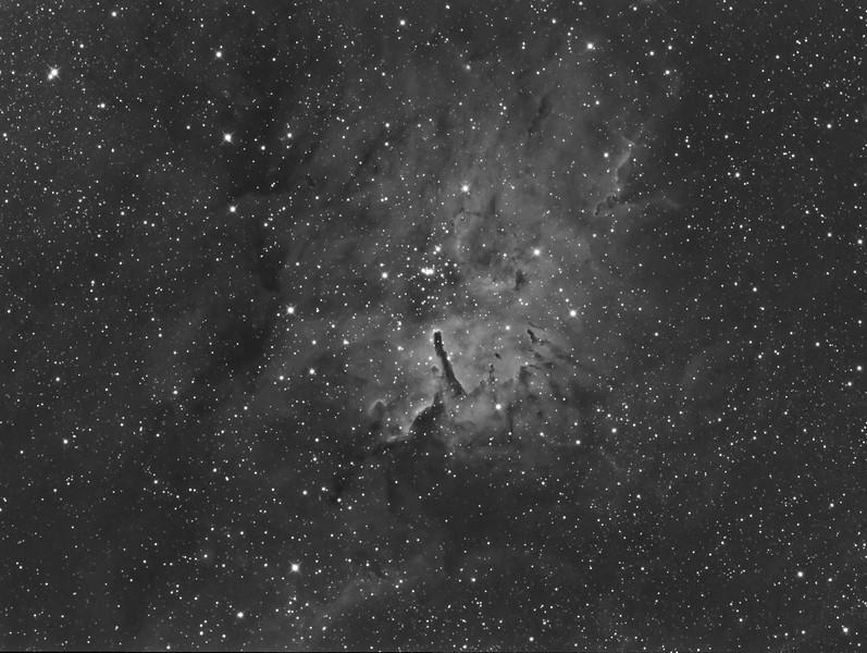 NGC 6820 & NGC 6823