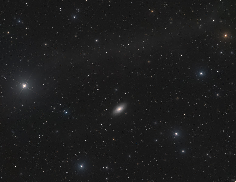 M64, Black Eye Galaxy