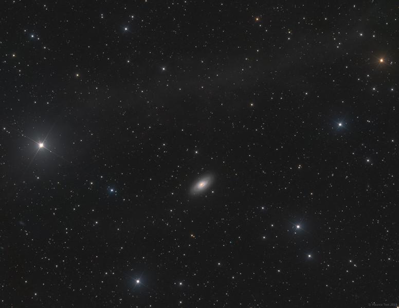 M64, Black Eye Galaxy