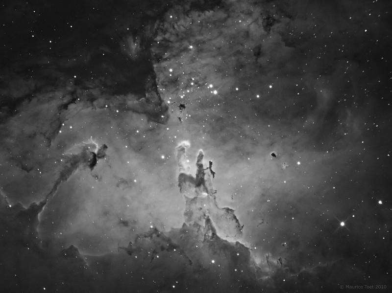 M16, Eagle Nebula