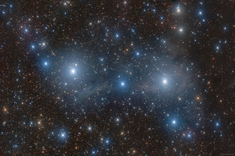 VdB 14 & 15 and surroundings (Sh2-202, Stock 23 and LDN 1378 to 1386) (crop)
