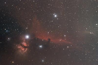 IC434 | Horsehead nebula