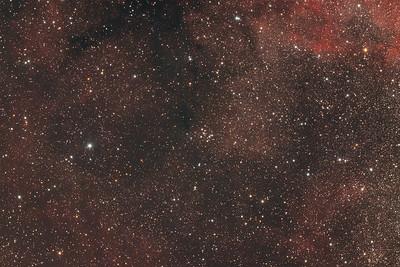 M29 | Open cluster in Cygnus