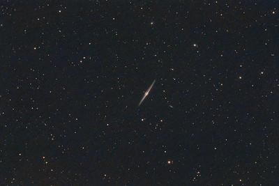 NGC4565 | Needle galaxy