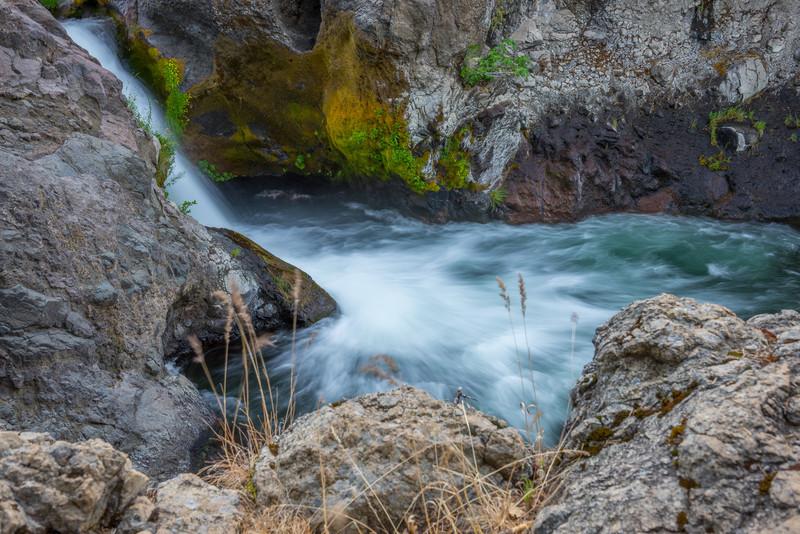 Deer Creek Falls 6-17-14
