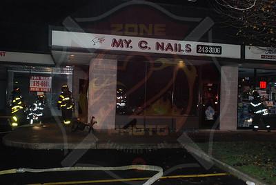 Deer Park F.D. Signal 13 My C Nails Long Island Ave. 12/6/09