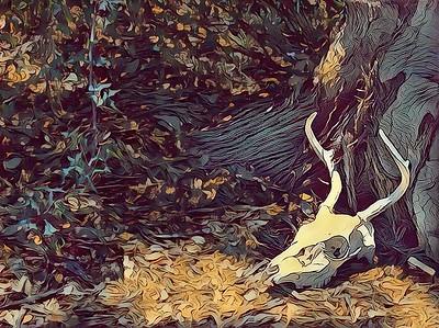 Style APP (brutal)- Deer Skull