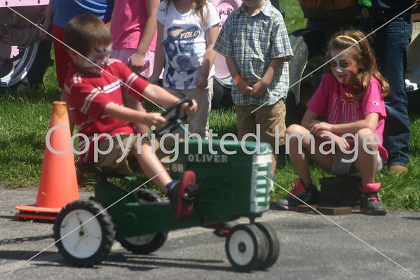 Deerfield Church Tractor Day 2016