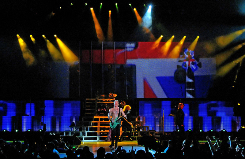 Def Leppard - Summer 2009 * click to view gallery