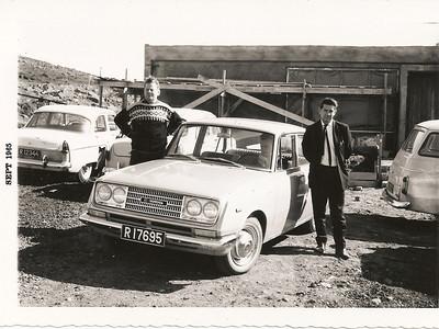 Grafarholtið 1965.