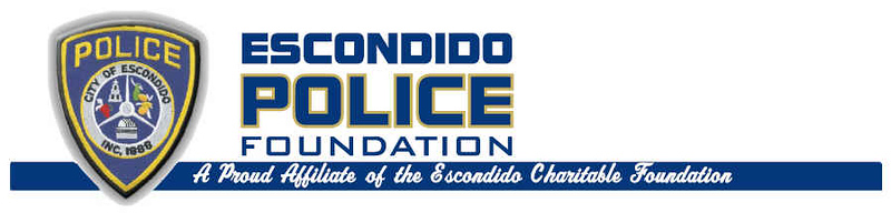 Proceeds benefit the Escondido Police Athletic League.