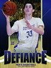 Official Game Program and Media Guide - Saturday, December 15, 2012 - Franklin College Griz at Defiance College Yellow Jackets - Men's Basketball