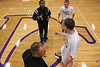 Team Captains - Saturday, February 9, 2013 - Rose-Hulman Fightin' Engineers at Defiance College Yellow Jackets - Senior Day