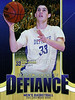 Official Media and Game Day Program - Saturday, February 9, 2013 - Rose-Hulman Fightin' Engineers at Defiance College Yellow Jackets - Senior Day