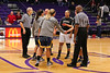 Team Captains - Saturday, December 15, 2012 - Franklin College Griz at Defiance College Yellow Jackets - Women's Basketball