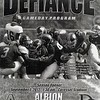 Official Game Program - Saturday, September 1, 2012 - Albion College Britons at Defiance College Yellow Jackets