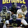 2012 Defiance College Football Press Guide - Saturday, September 1, 2012 - Albion College Britons at Defiance College Yellow Jackets