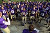 Sing the Song! - Saturday, September 22, 2012 - Anderson University Ravens at Defiance College Yellow Jackets