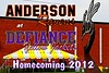 Homecoming 2012 - Saturday, September 22, 2012 - Anderson University Ravens at Defiance College Yellow Jackets