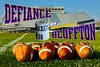 The Battle for the Hammer - Saturday, November 10, 2012 - Defiance College Yellow Jackets at Bluffton University Beavers