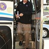 Defiance Yellow Jackets Arrive - Saturday, October 29, 2012 - Defiance College Yellow Jackets at Earlham College Quakers