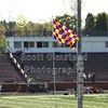 Darrell Beane Stadium on the Campus of Earlham College - Saturday, October 29, 2012 - Defiance College Yellow Jackets at Earlham College Quakers