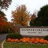 Hanover College Campus - Saturday, October 20, 2012 - Defiance College Yellow Jackets at Hanover College Panthers